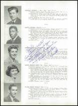 1952 Atlantic City High School Yearbook Page 64 & 65