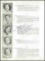 1952 Atlantic City High School Yearbook Page 68 & 69