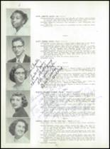 1952 Atlantic City High School Yearbook Page 72 & 73