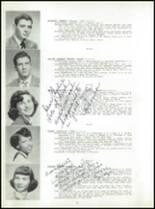 1952 Atlantic City High School Yearbook Page 84 & 85