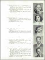 1952 Atlantic City High School Yearbook Page 90 & 91