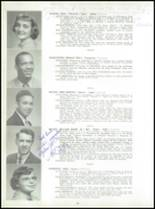 1952 Atlantic City High School Yearbook Page 92 & 93