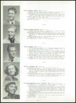1952 Atlantic City High School Yearbook Page 94 & 95