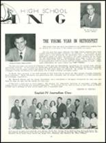 1952 Atlantic City High School Yearbook Page 106 & 107