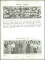 1952 Atlantic City High School Yearbook Page 122 & 123