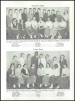 1952 Atlantic City High School Yearbook Page 124 & 125