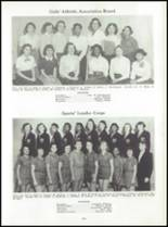 1952 Atlantic City High School Yearbook Page 136 & 137