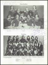1952 Atlantic City High School Yearbook Page 142 & 143