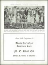 1952 Atlantic City High School Yearbook Page 160 & 161