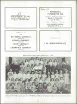 1952 Atlantic City High School Yearbook Page 164 & 165