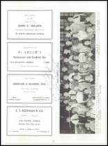1952 Atlantic City High School Yearbook Page 176 & 177