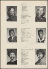 1963 Crescent High School Yearbook Page 14 & 15