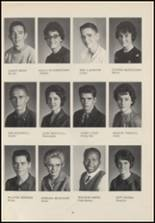1963 Crescent High School Yearbook Page 18 & 19