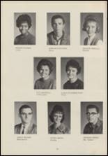 1963 Crescent High School Yearbook Page 20 & 21