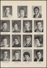 1963 Crescent High School Yearbook Page 22 & 23