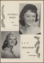 1963 Crescent High School Yearbook Page 26 & 27