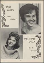 1963 Crescent High School Yearbook Page 28 & 29