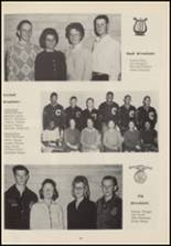 1963 Crescent High School Yearbook Page 30 & 31