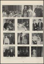 1963 Crescent High School Yearbook Page 32 & 33