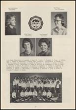1963 Crescent High School Yearbook Page 34 & 35
