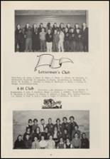 1963 Crescent High School Yearbook Page 36 & 37