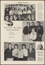 1963 Crescent High School Yearbook Page 38 & 39