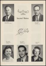 1963 Crescent High School Yearbook Page 44 & 45