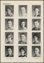 1963 Crescent High School Yearbook Page 46 & 47