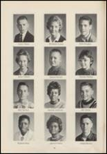 1963 Crescent High School Yearbook Page 50 & 51