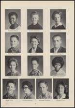 1963 Crescent High School Yearbook Page 52 & 53