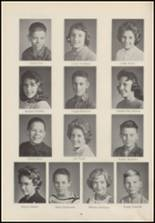 1963 Crescent High School Yearbook Page 54 & 55