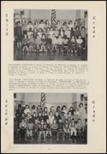 1963 Crescent High School Yearbook Page 56 & 57