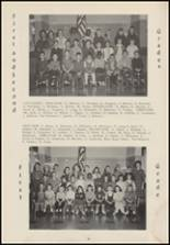 1963 Crescent High School Yearbook Page 58 & 59