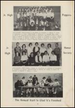 1963 Crescent High School Yearbook Page 60 & 61