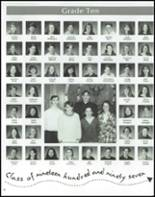 1995 North Smithfield Junior-Senior High School Yearbook Page 72 & 73