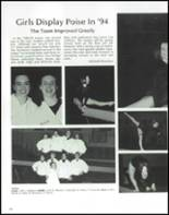 1995 North Smithfield Junior-Senior High School Yearbook Page 106 & 107