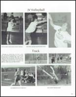 1995 North Smithfield Junior-Senior High School Yearbook Page 124 & 125