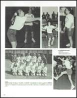 1995 North Smithfield Junior-Senior High School Yearbook Page 126 & 127