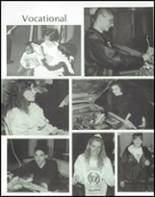 1995 North Smithfield Junior-Senior High School Yearbook Page 130 & 131