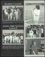 1995 North Smithfield Junior-Senior High School Yearbook Page 132 & 133