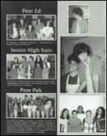 1995 North Smithfield Junior-Senior High School Yearbook Page 136 & 137