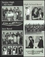 1995 North Smithfield Junior-Senior High School Yearbook Page 140 & 141