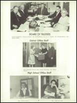 1965 Fall River High School Yearbook Page 12 & 13