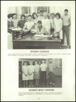 1965 Fall River High School Yearbook Page 20 & 21