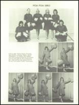 1965 Fall River High School Yearbook Page 22 & 23