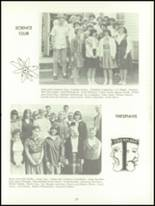 1965 Fall River High School Yearbook Page 26 & 27