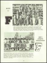 1965 Fall River High School Yearbook Page 28 & 29