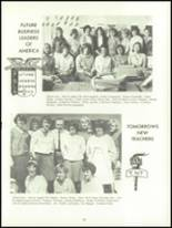 1965 Fall River High School Yearbook Page 30 & 31