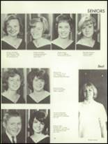 1965 Fall River High School Yearbook Page 36 & 37