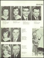 1965 Fall River High School Yearbook Page 38 & 39